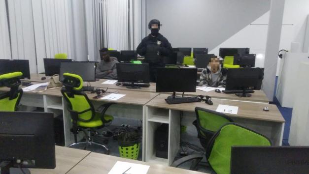 В Харькове и Киеве накрыли два колцентра, которые обманули граждан США на $ 7,5 миллиона
