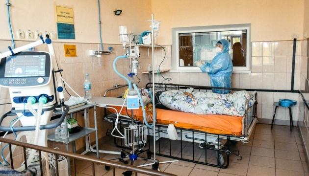 Na Ukrainie zarejestrowano 11996 nowych przypadków koronawirusa