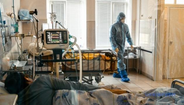 Важко дихати, а не дихати страшно: репортаж із ковідної реанімації