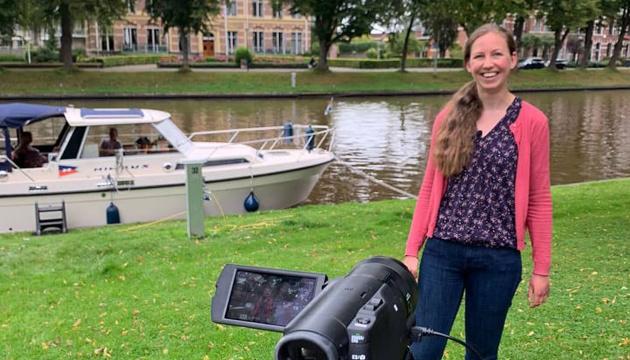 Как нидерландка нашла фризские переводы стихотворений Леси Украинки