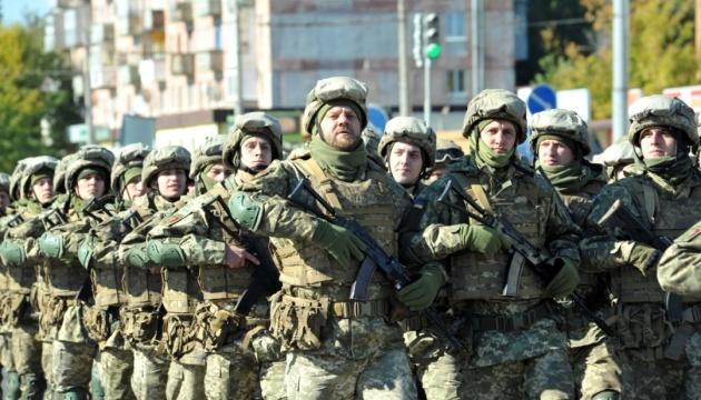 Українська армія цьогоріч поповнилася майже на 10 тисяч осіб - секретар РНБО