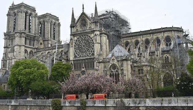 В Париже арестовали пилота, который планировал на самолете протаранить Нотр-Дам