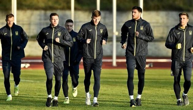 Сьогодні збірна України проведе офіційне тренування на «Арені Львів»