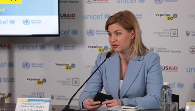 Die Ukraine fordert von NATO strategische Klarheit über Aussichten auf Mitgliedschaft - Stefanyschyna