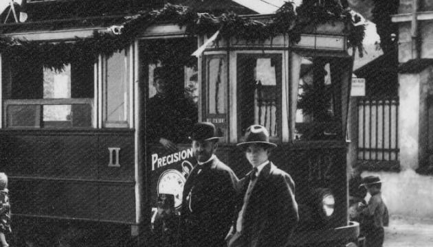 У польському архіві знайшли світлини перших львівських трамваїв