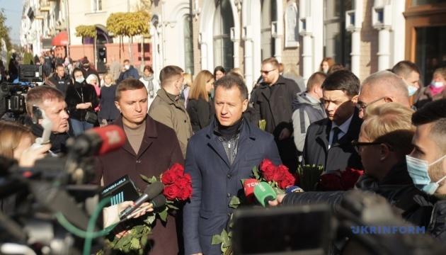 Депутати Разумков і Батенко мають сумнів щодо природної смерті Полякова