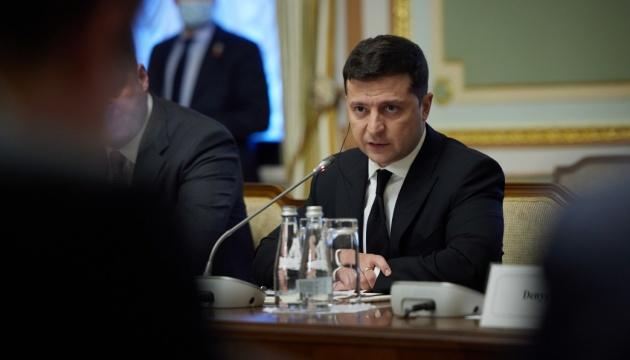 Ukraine seeks to sign