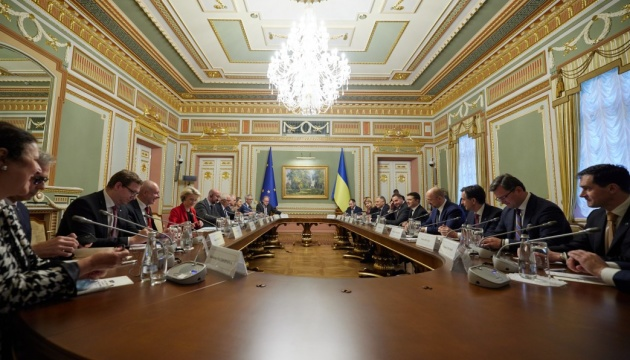 23rd Ukraine-EU summit was one of most successful summits – President's Office