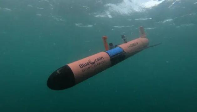 Три місяці без підзарядки: у Північному морі випробували підводний дрон
