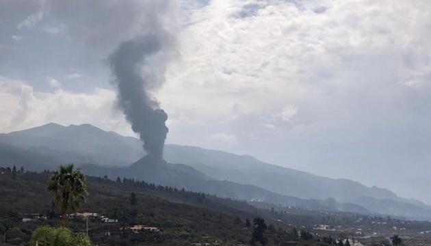На Ла-Пальмі розвіявся дим від вулкана - людям дозволили виходити з осель