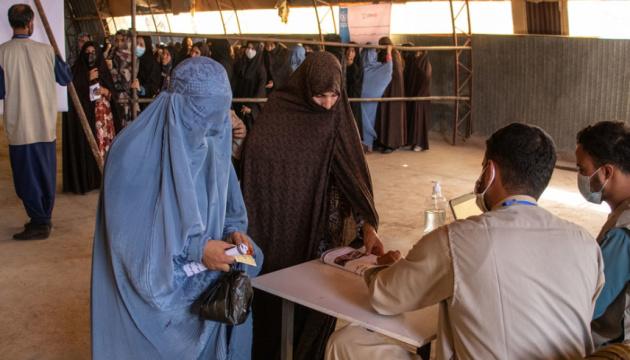 ООН доставить в Афганістан гуманітарну допомогу