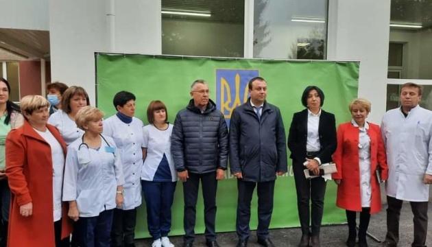 Сергій Борзов: На Вінниччині відкрили дев'яте приймальне відділення екстреної допомоги