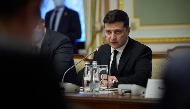 Oficina del Presidente: La Cumbre Ucrania-UE es una de las más exitosas de la historia