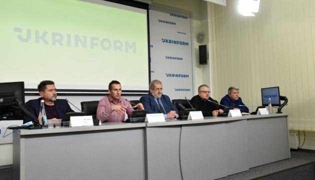 У Києві представили цикл документальних фільмів «Крим. 25 років боротьби за Україну»