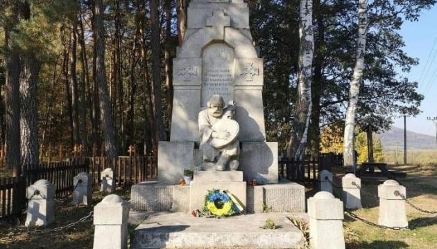 Посольство України оприлюднило список пам'ятників українським військовим у Чехії
