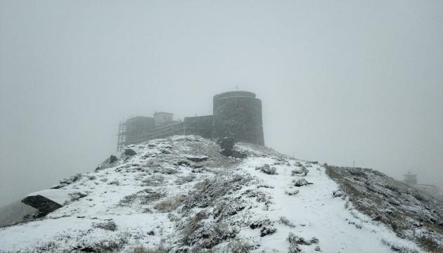 Рятувальники закликають туристів не ходити в гори через погіршення погоди