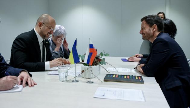 Україна розраховує на підтримку Словаччини в протидії оператору Nord Stream 2 – Шмигаль