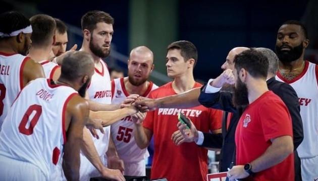 «Прометей» програв другий домашній матч у баскетбольній Лізі чемпіонів