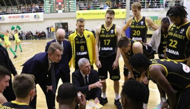 «Київ-Баскет» з перемоги стартував в Кубку Європи ФІБА