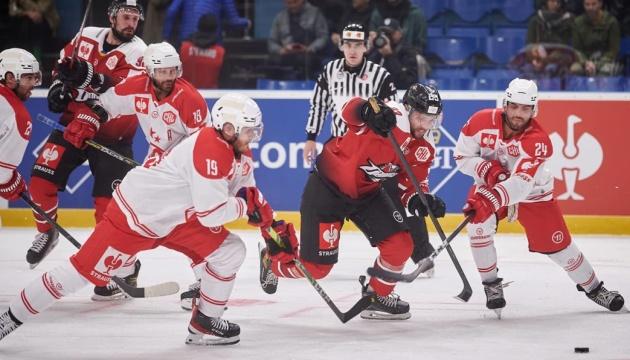 «Донбас» обіграв «Клагенфурт», але вилетів з хокейної Ліги чемпіонів