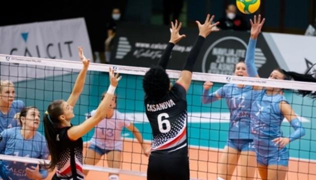 Волейбол: «Прометей» пробився до фіналу кваліфікації Ліги чемпіонів