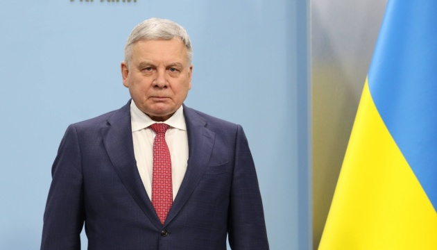 Таран привітав військових з Днем захисників і захисниць України