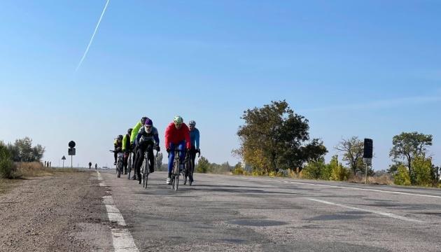 На Херсонщині стартувало велоралі «Козацька миля»
