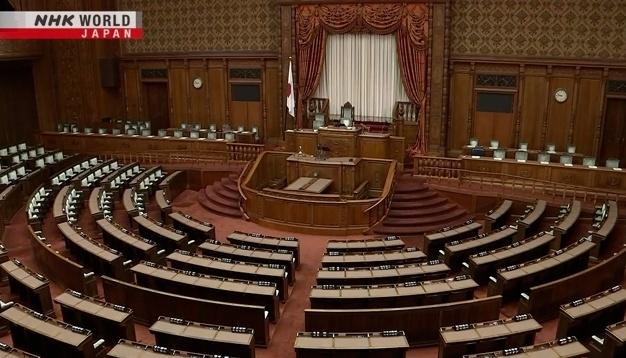 В Японії розпустили нижню палату парламенту