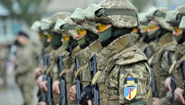 У Сєвєродонецьку відбувся перший військовий парад
