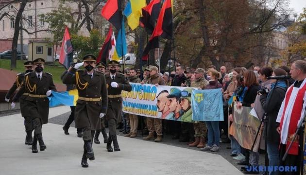 У Львові відбулася хода «Дякуємо захисникам»
